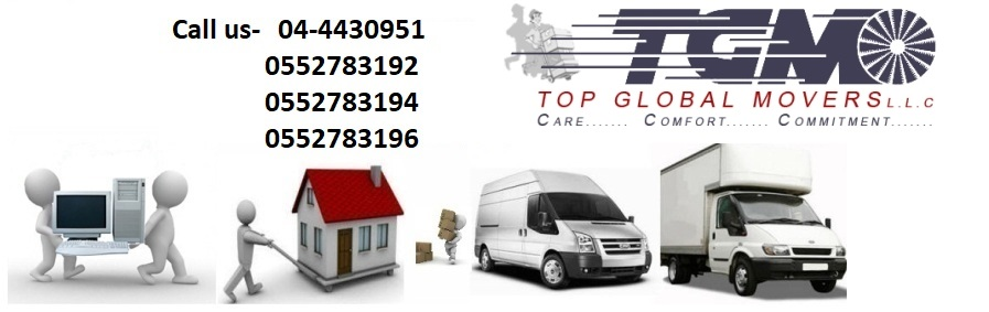 Top Global Movers LLC- TGM Cargo Dubai