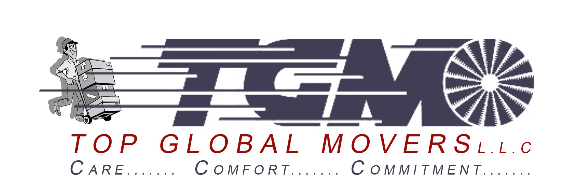 TGM LLC- Your Global Movers in Dubai